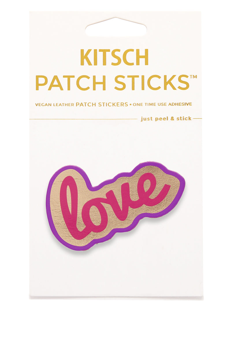 Love Patch Stick