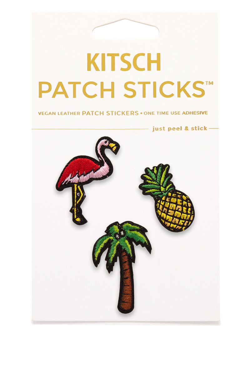 Tropical Patch Sticks