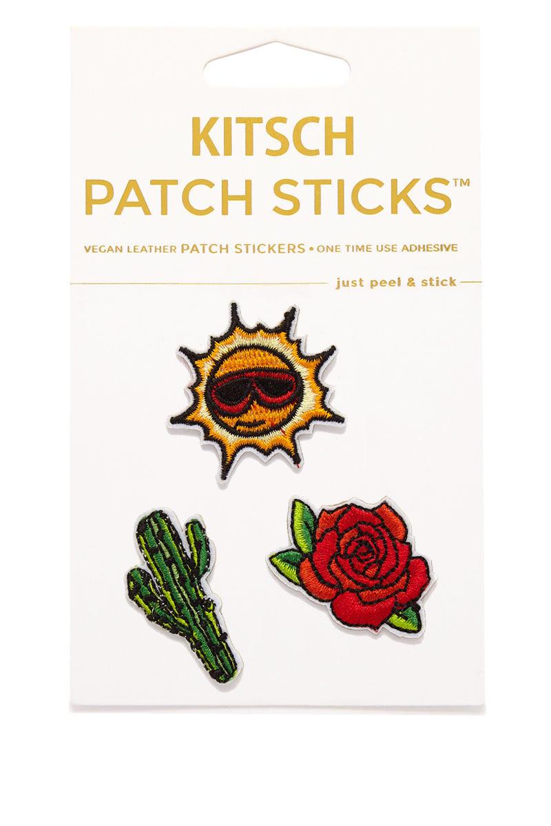 Desert Days Patch Sticks