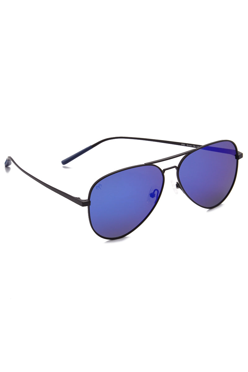 MARSQUEST INC. Force Sunglasses Sunglasses | Black/Marine| Marsquest Inc. Force Sunglasses