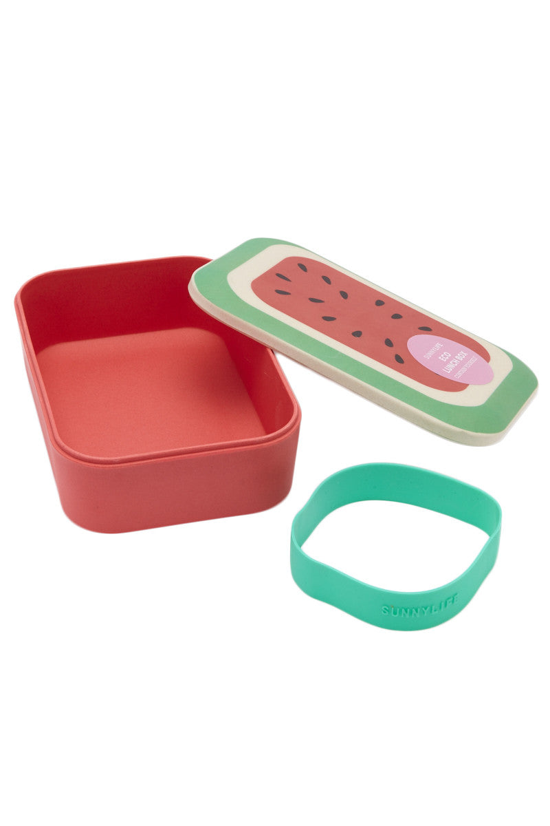 SUNNYLIFE Eco Lunch Box Accessories | Watermelon| sunnylife eco lunch box