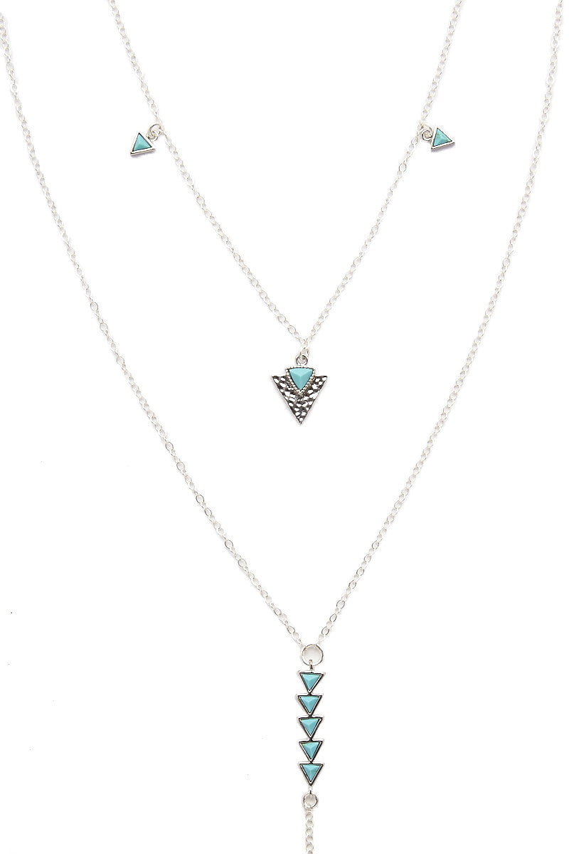 ELECTRIC PICKS Just Breathe Necklace Accessories | Sterling Silver| Electric Picks Just Breath Necklace