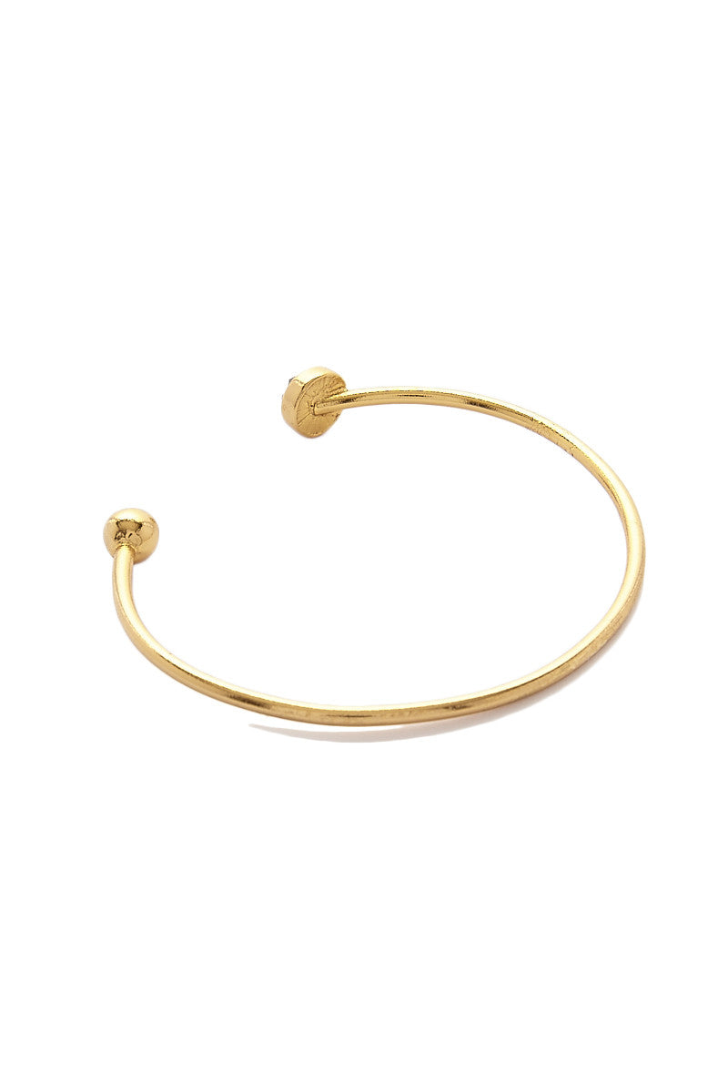 BRENDA GRANDS JEWELRY Vinca Bracelet Accessories | Gold| Brenda Grands Vinca Bracelet