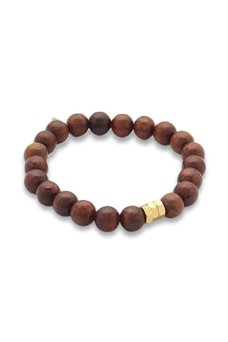 ELECTRIC PICKS Flap Men's Bracelet Jewelry | Wood| Electric Picks Flap Bracelete