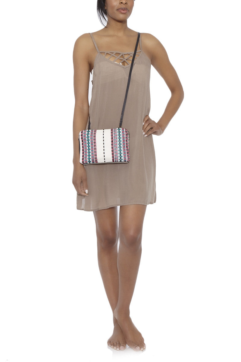 Mercado Global Andrea Crossbody Bag Tote | Andrea Crossbody Bag