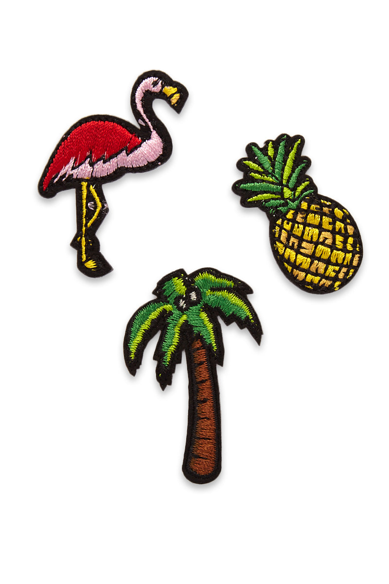 cc06eebb3 ... KITSCH Tropical Patch Sticks - undefined undefined