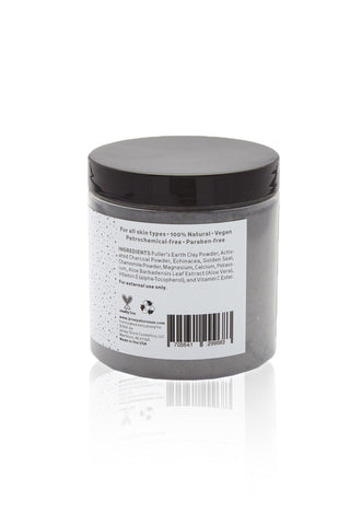 JERSEY SHORE COSMETICS Purifying Clay Masques Beauty | Activated Charcoal| Jersey Shore Cosmetics Purifying Clay Masques