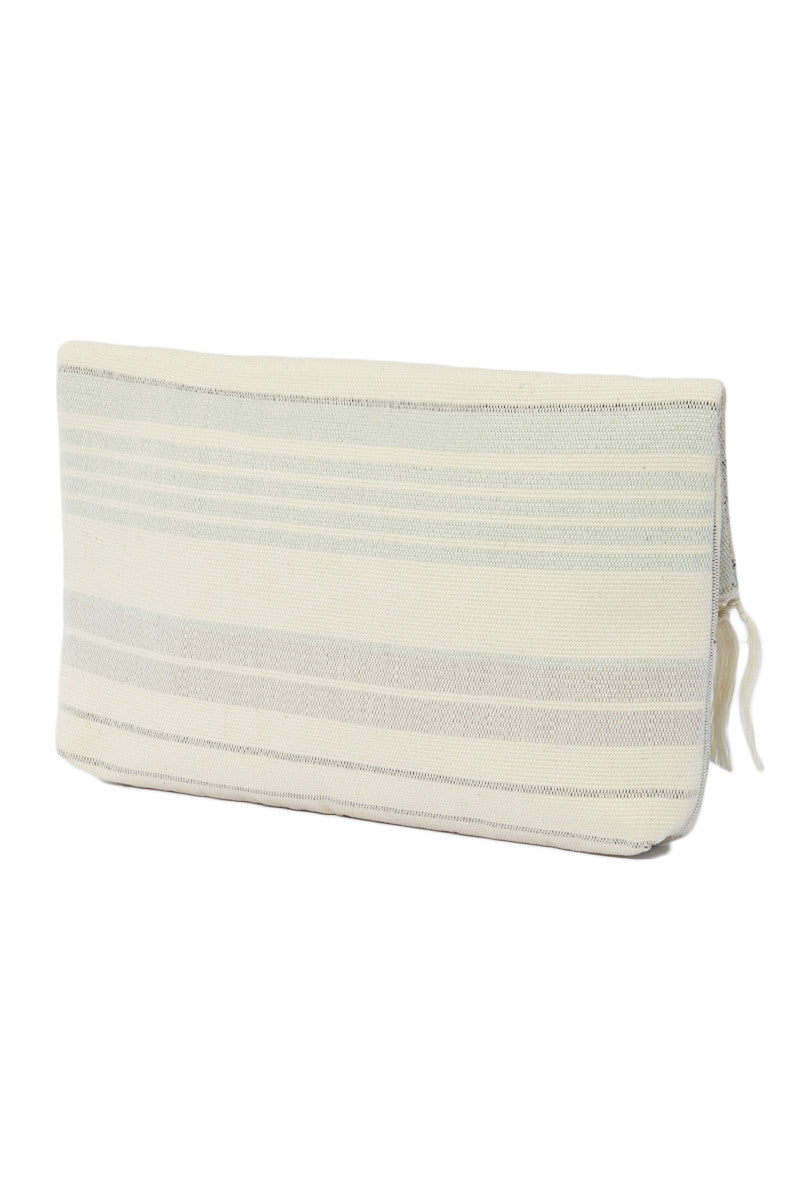 Mercado Global Margarita Clutch Tote | Pacifico Stripe| Mercado Global Margarita Clutch