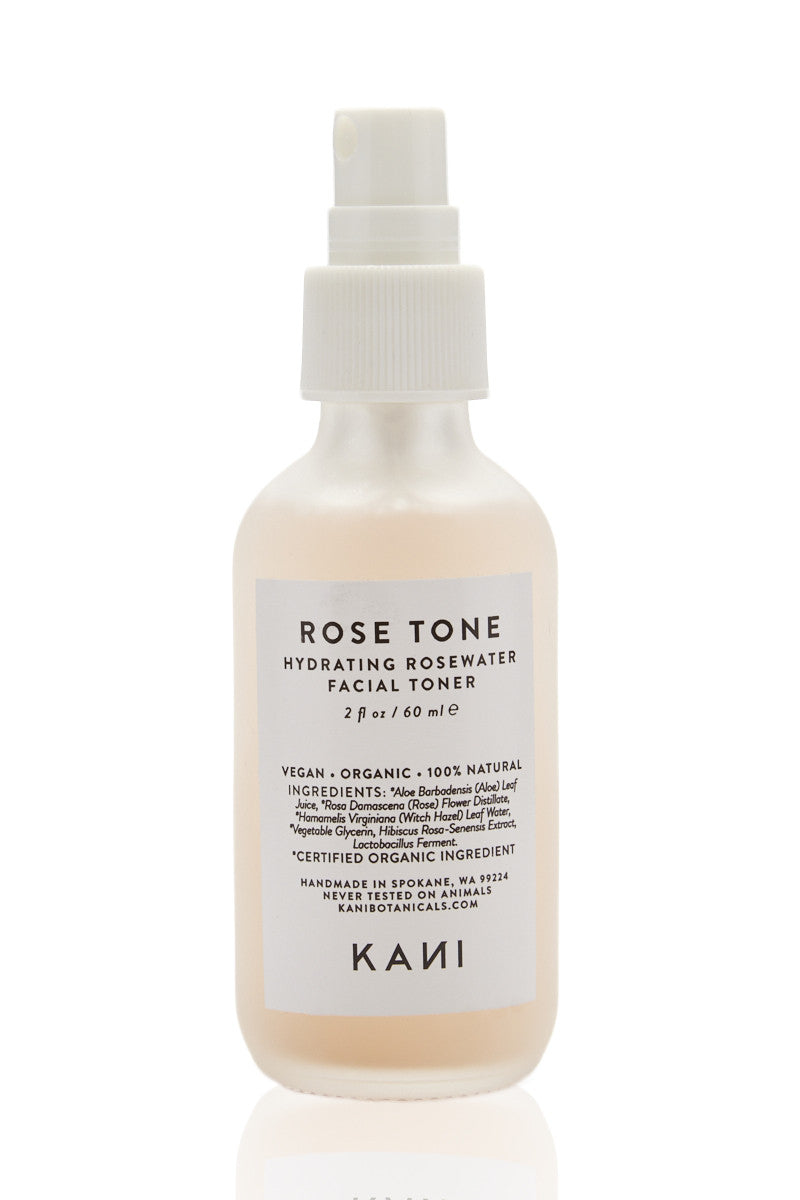 KANI BOTANICAL BEAUTY Rose Tone Face Mist Beauty | Rose Tone Face Mist