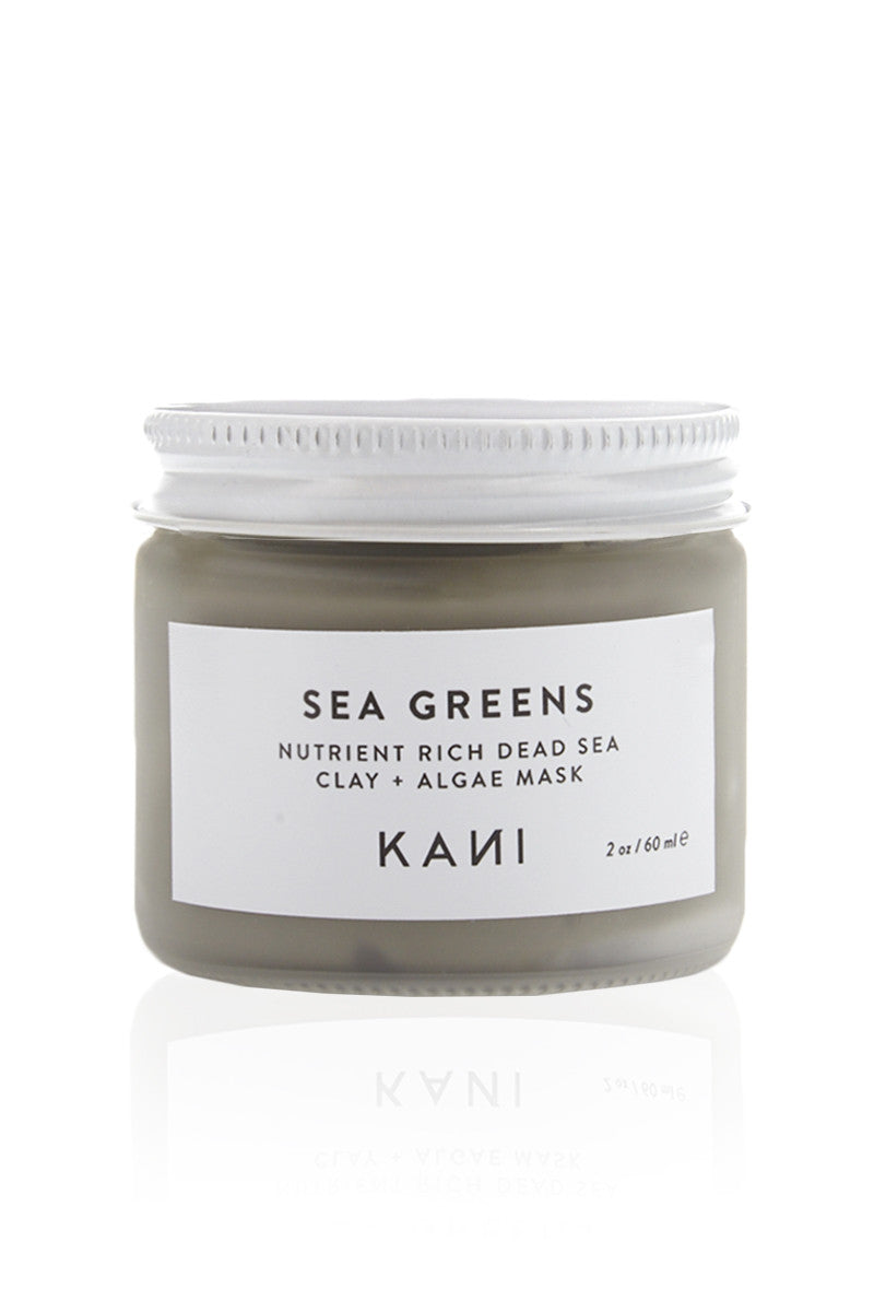 KANI BOTANICAL BEAUTY Sea Greens Facial Treatment Mask Beauty | Sea Greens Facial Treatment Mask