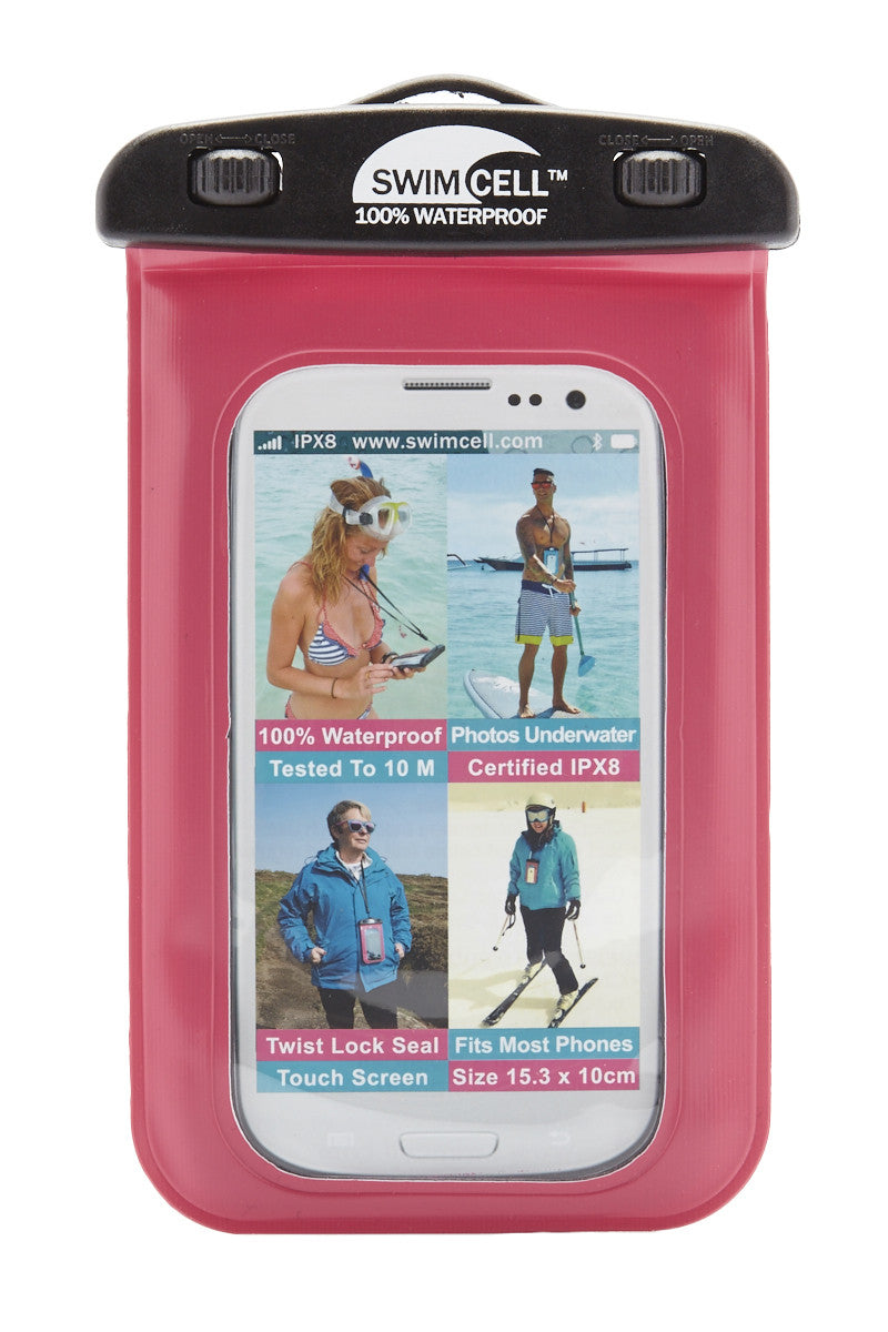 Standard Waterproof Phone Case