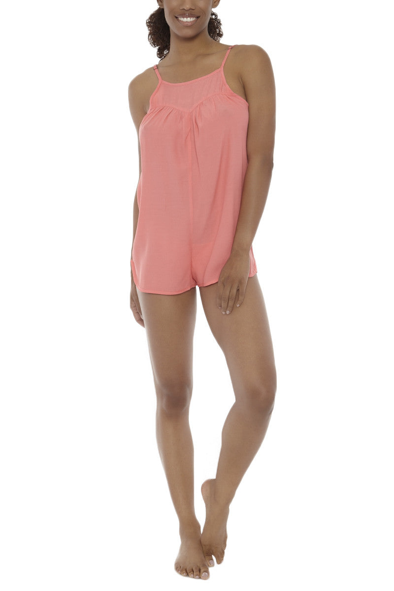 Santiago Low Back Romper