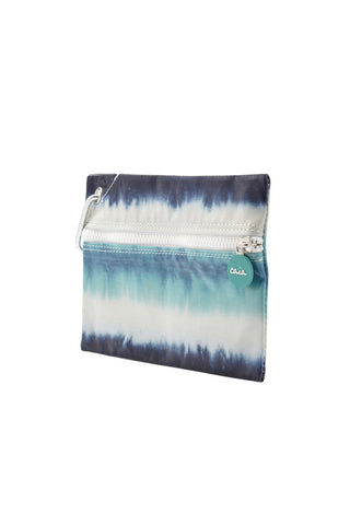 CAIA BEACH PILLOWS Zanzibar  Clutch Accessories | Blue Print| Cai Zanzibar Clutch