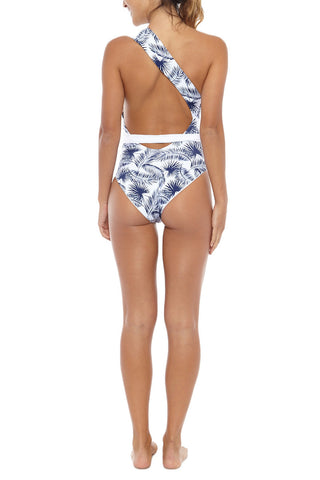 KHONGBOON Udine One Piece One Piece | Blue/White| Khongboon Udine One Piece