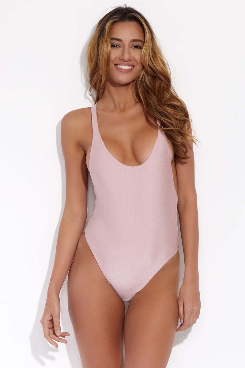 Carbon One Piece - Rose