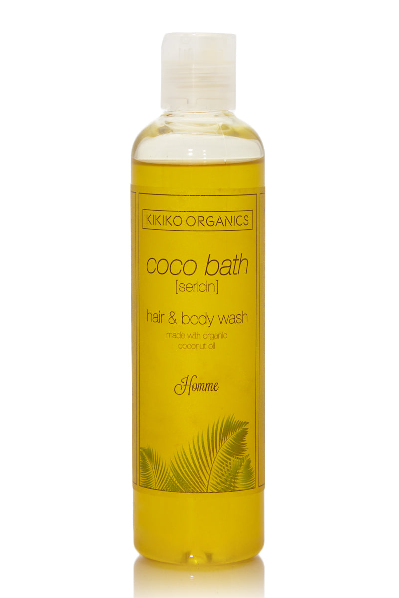 Homme Coco Hair & Body Wash Sericin