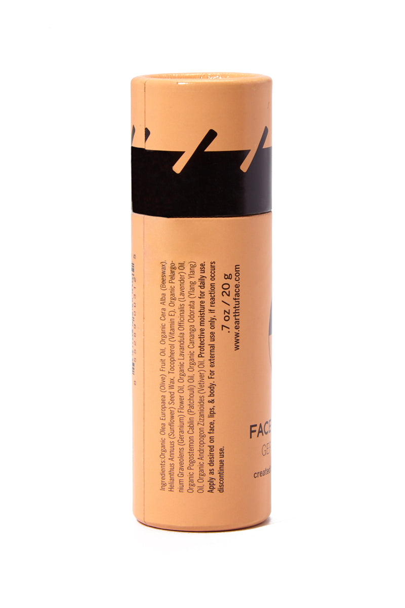 EARTH TU FACE Skin Stick - .7 oz Beauty | EARTH TU FACE Skin Stick - .7 oz Our best selling multi-stick for Face + Lips + Body. A premier herbal balm for protective hydration. This all-purpose Skin Stick provides 3 key benefits: skin healing, moisture and protection. The aromatherapeutic scent hails from the roots, leaves and flowers that make up this formula.