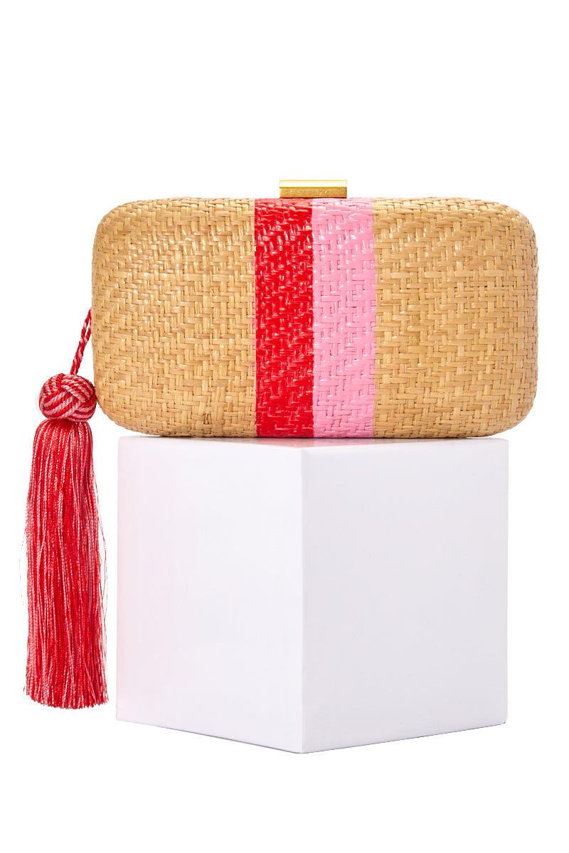 Florence Clutch - Natural