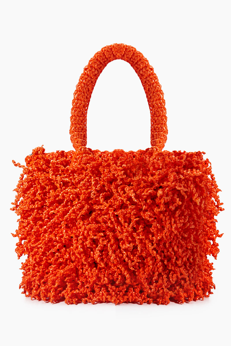 Large Happy Bag - Fideli Orange