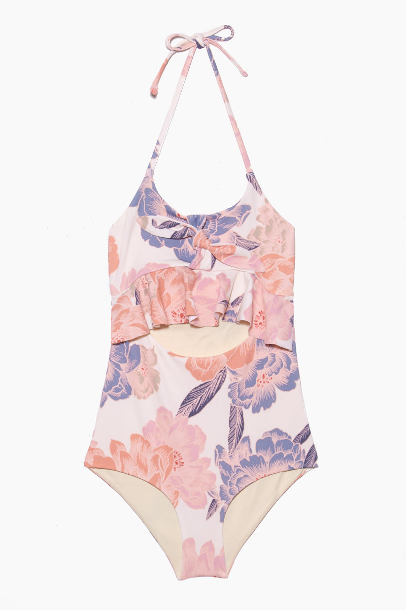 Delaney Kids One Piece - Ivory