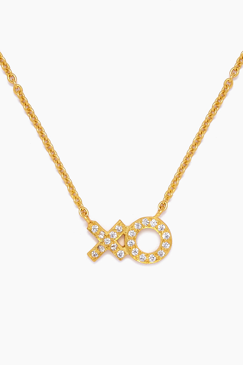 Amore Necklace - Gold