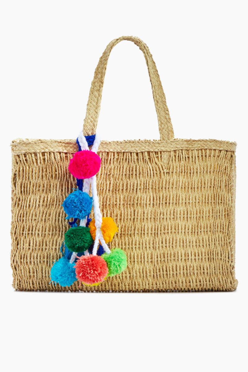 Alegria Beach Bag - Rainbow