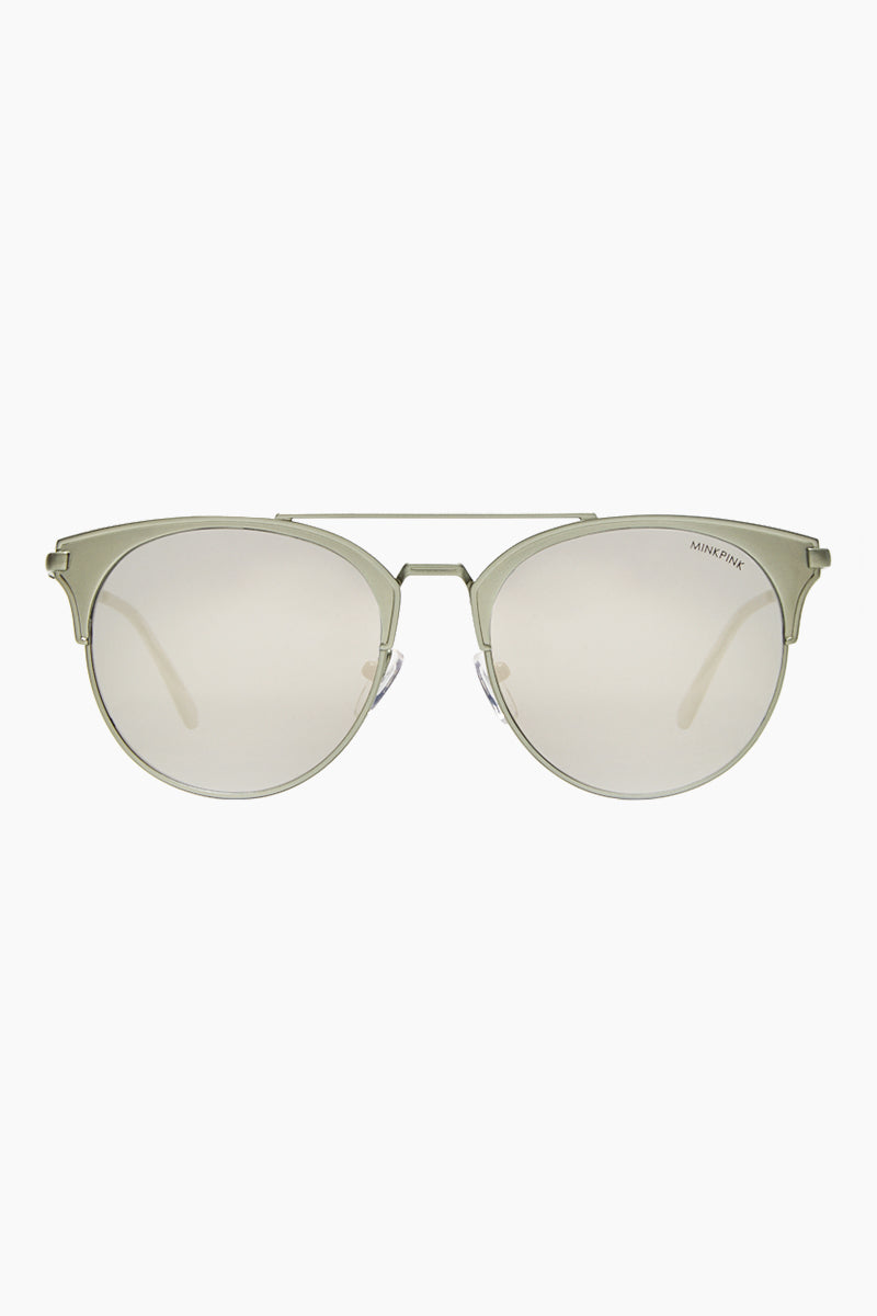 Screenshot Sunglasses - Satin Mint Green