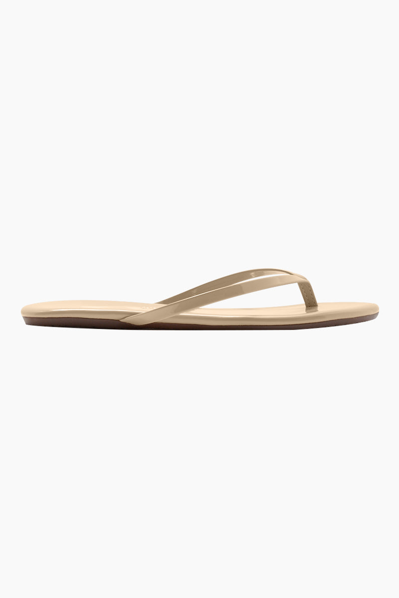 Foundations Gloss Sandals - Sunkissed
