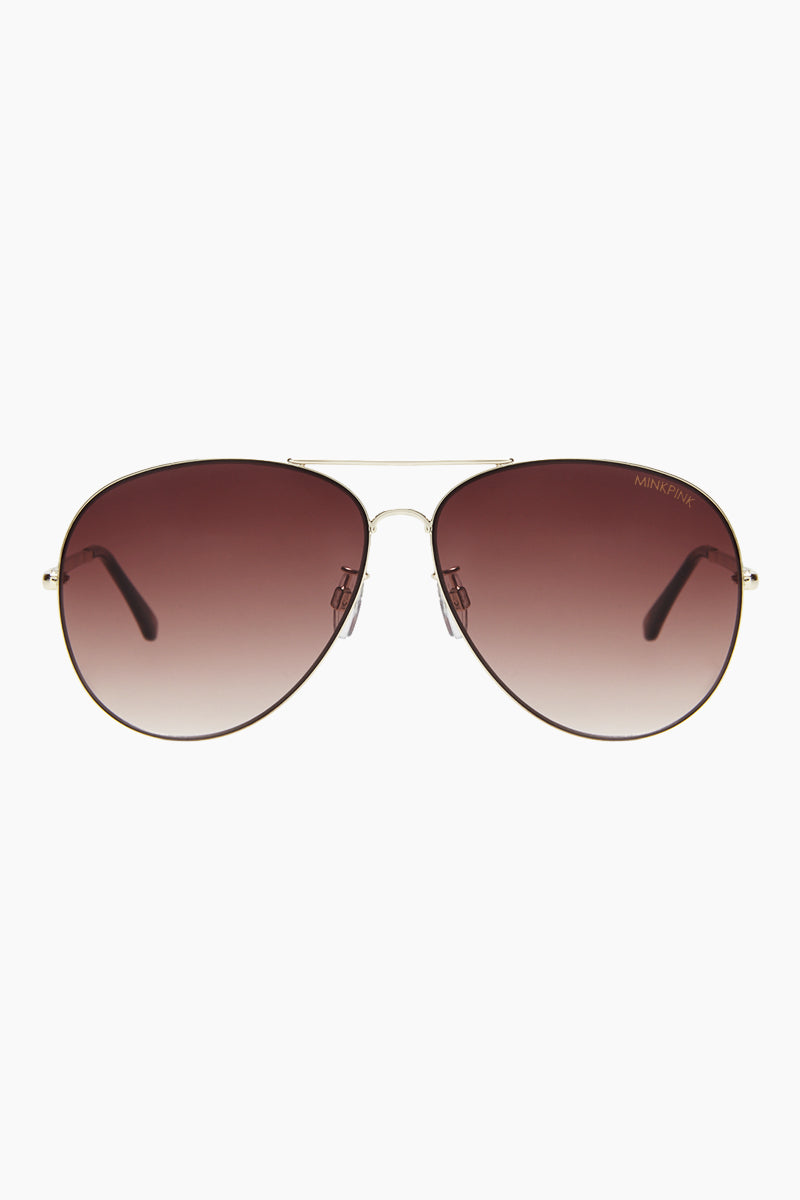 Stillwater Sunglasses - Gold