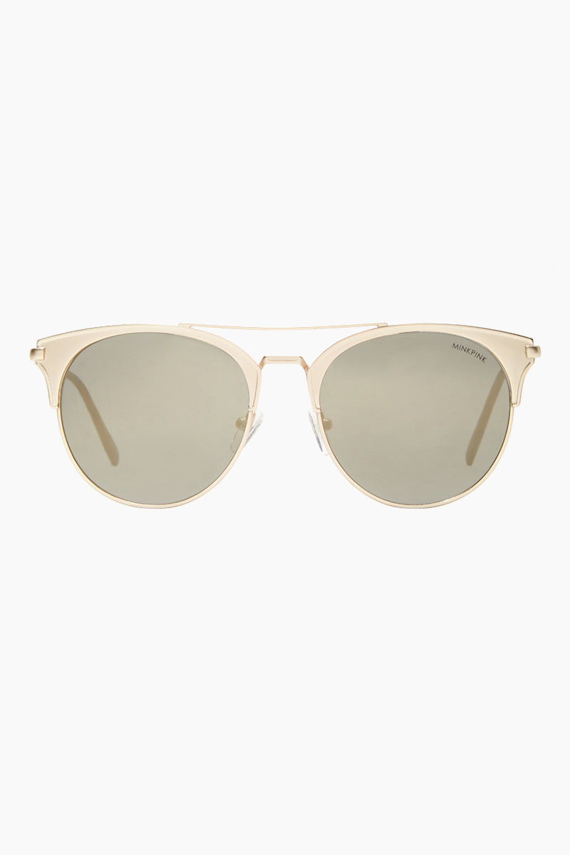 Screenshot Sunglasses - Satin Gold