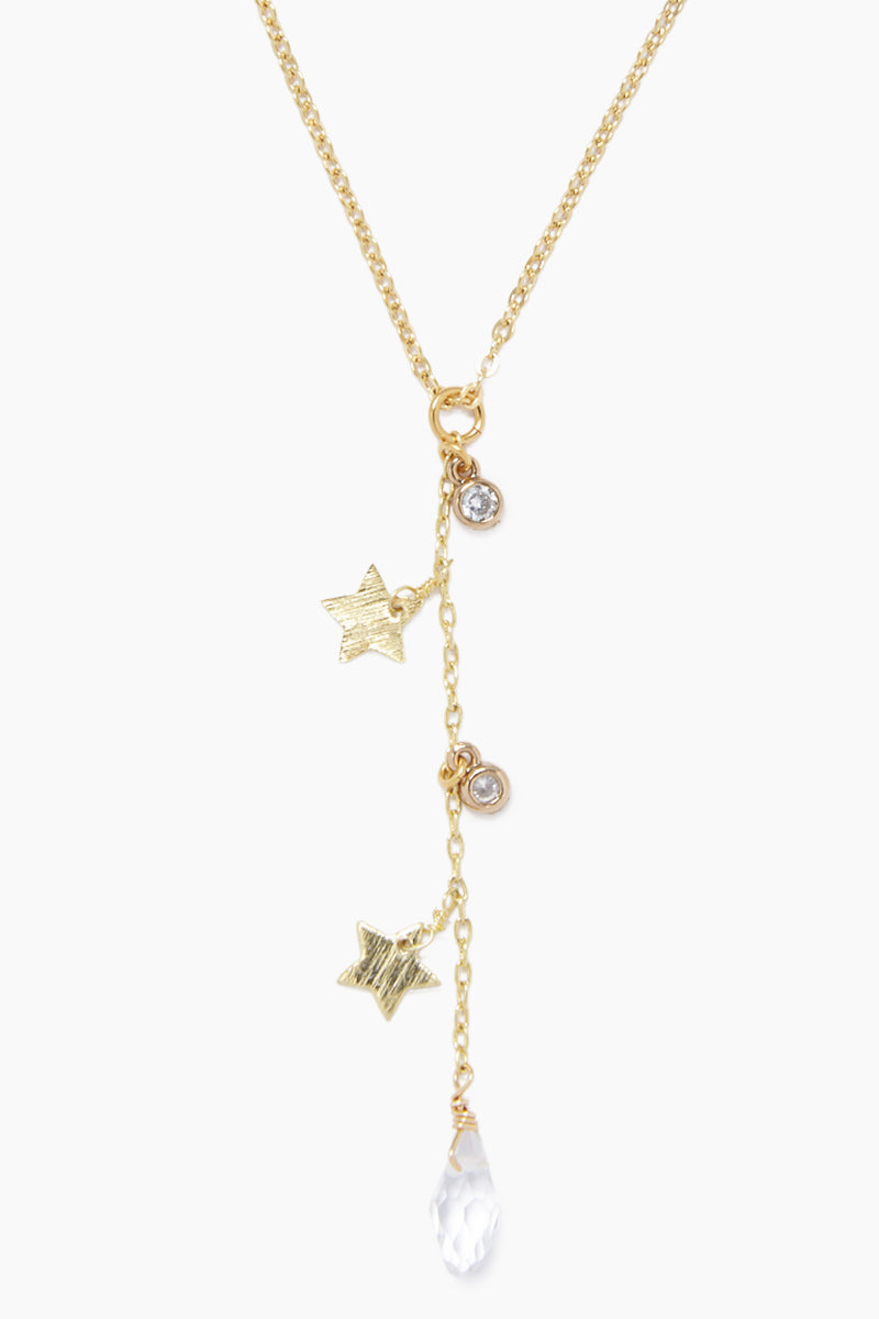 Dreamy Necklace - Gold