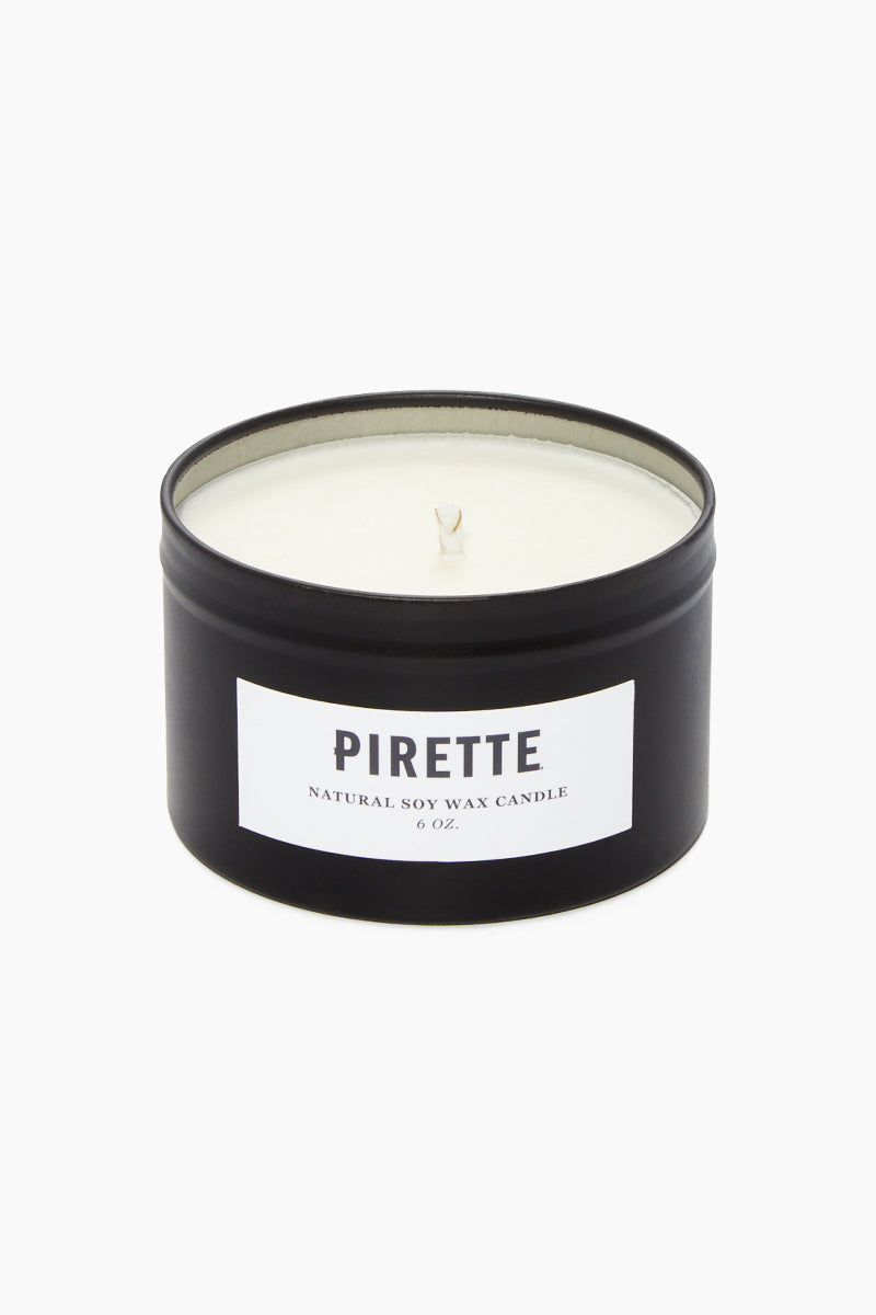 6 oz Soy Wax Candle - Pirette Flagship Scent