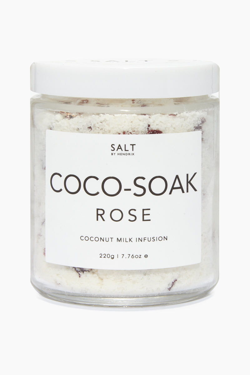Coco-Soak Bath Soak - Rose
