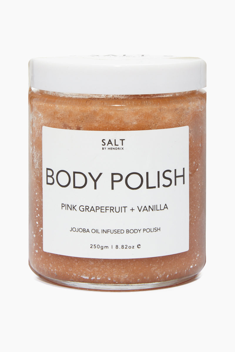 Body Polish Exfoliator - Pink Grapefruit + Vanilla