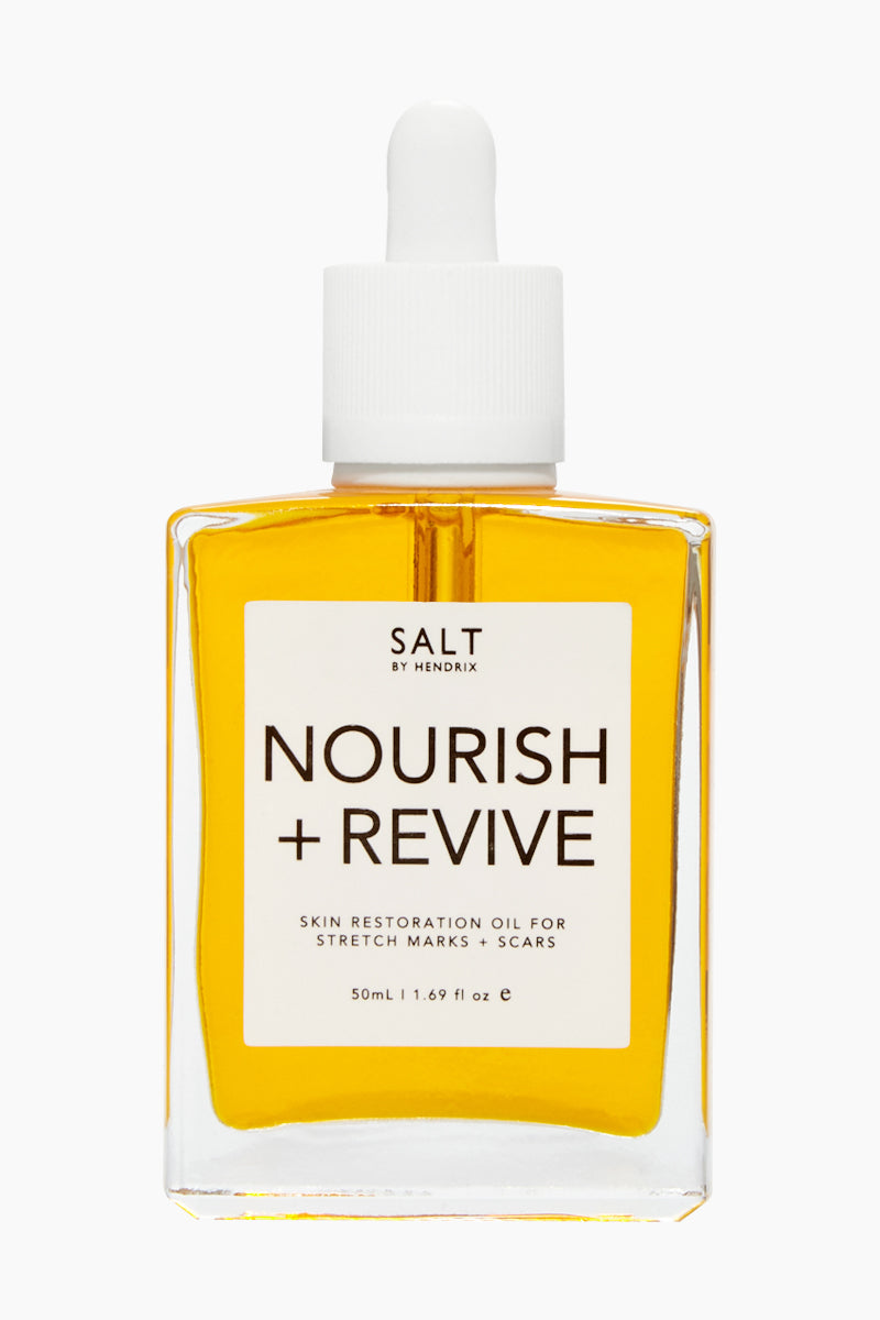 Nourish + Revive Skin Restorative Oil For Stretch Marks + Scars
