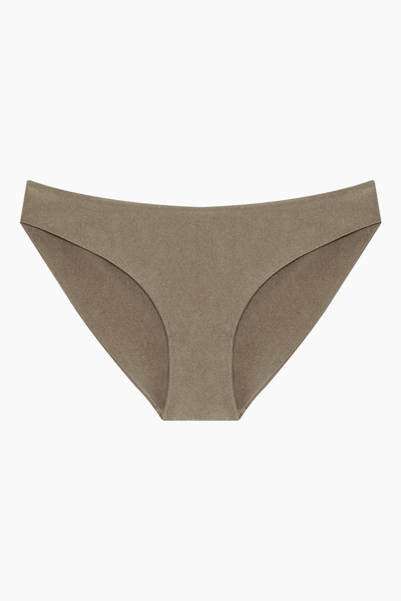 Lure Hipster Bikini Bottom - Pebble Brown