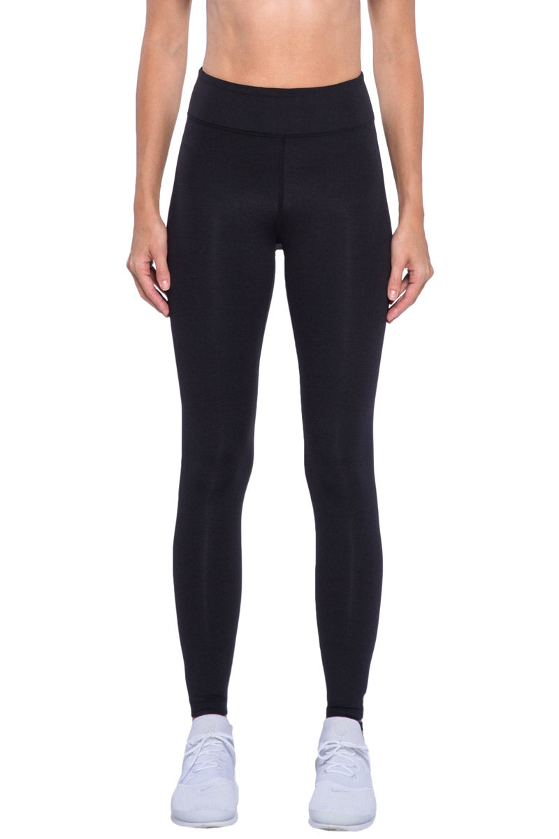 Primary High Rise Legging - Black