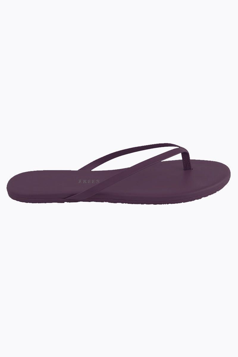 Solids Sandals - Purple Bark