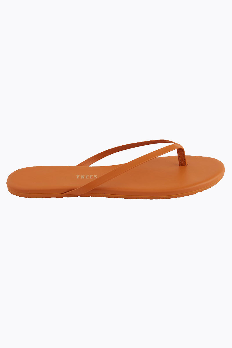 Solids Sandals - No. 35 Orange