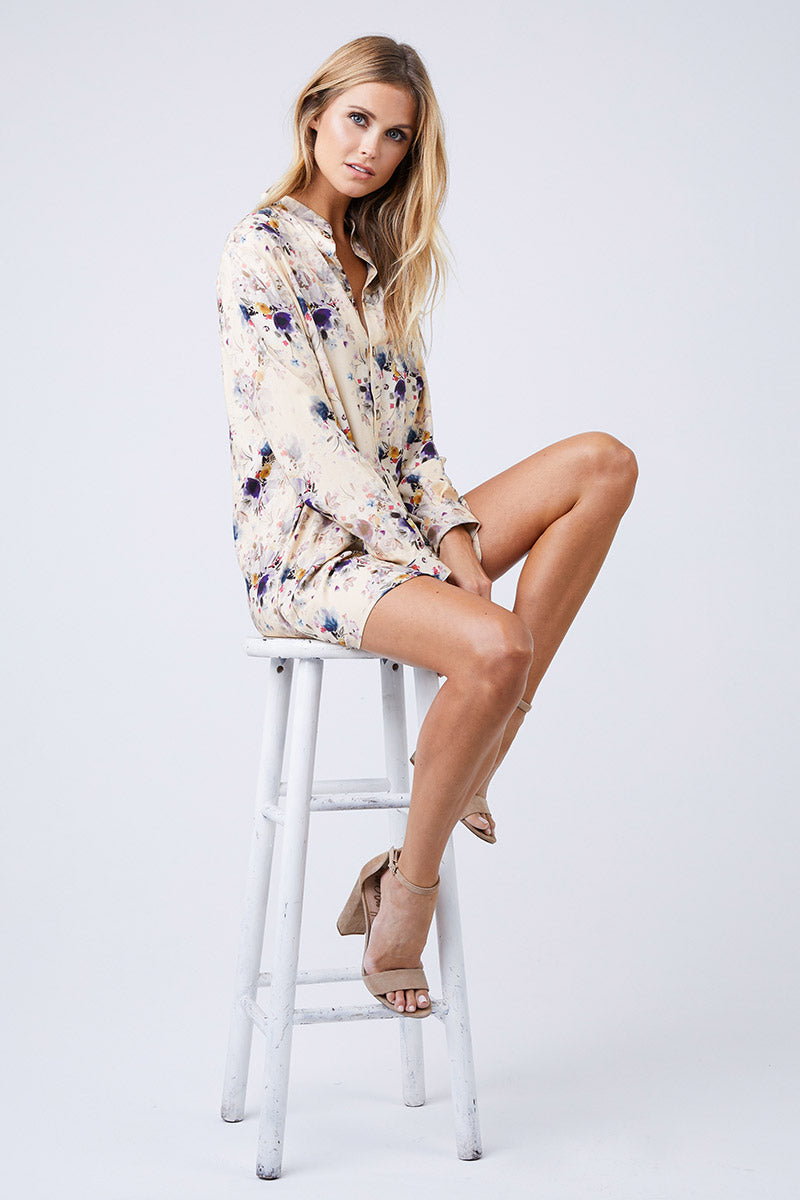 It's Not You It's Me Dress - Pretty Little Thing Floral Print
