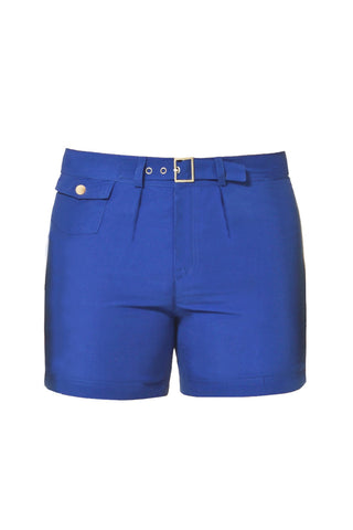 J.LIN Sailor Shorts Swim Shorts | Royal Blue|
