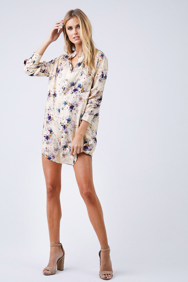 3fa11ca5abbd ... BOYS + ARROWS It's Not You It's Me Dress - Pretty Little Thing Floral  Print -