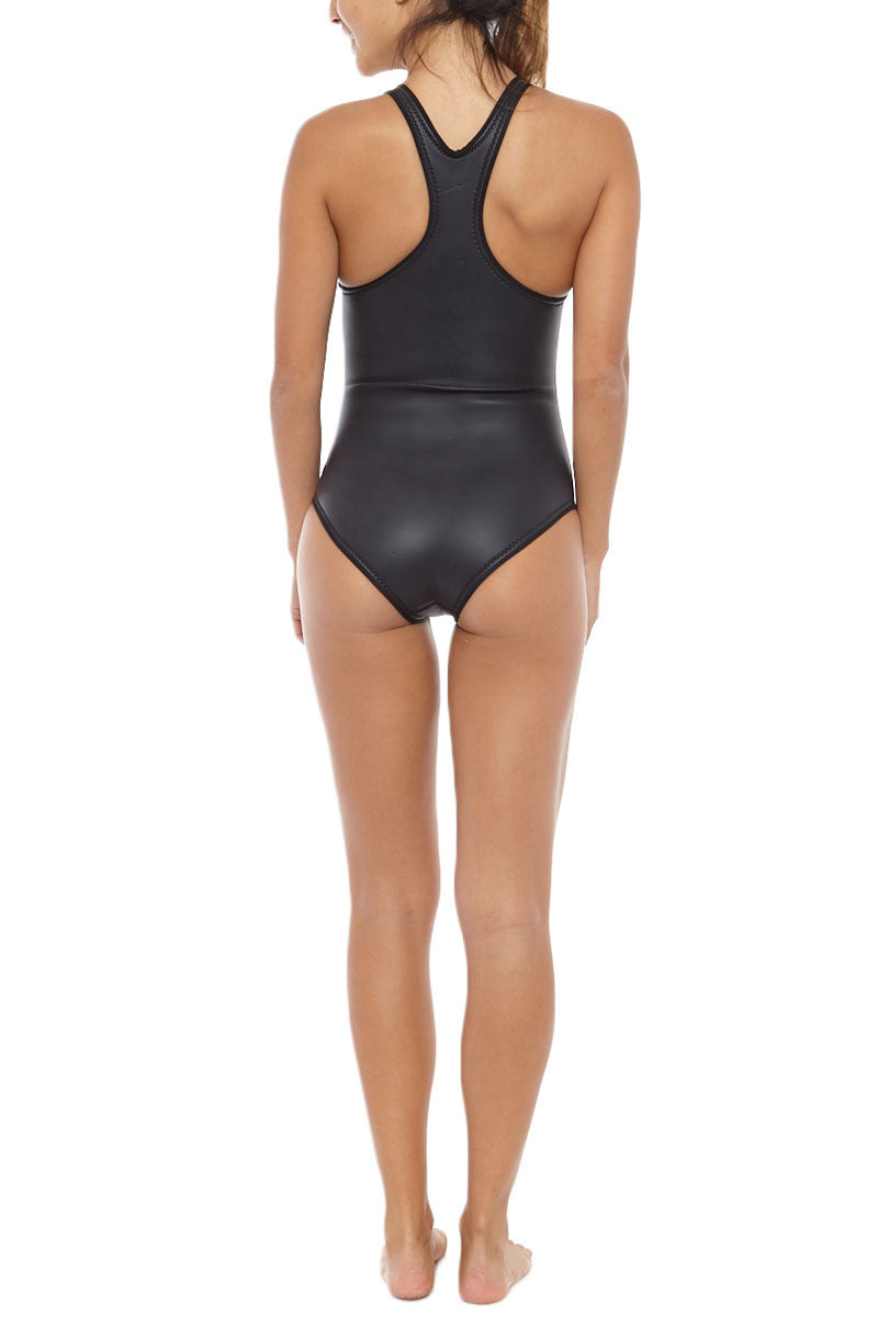 ABYSSE Elle One Piece One Piece | Black| Elle one piece abysse