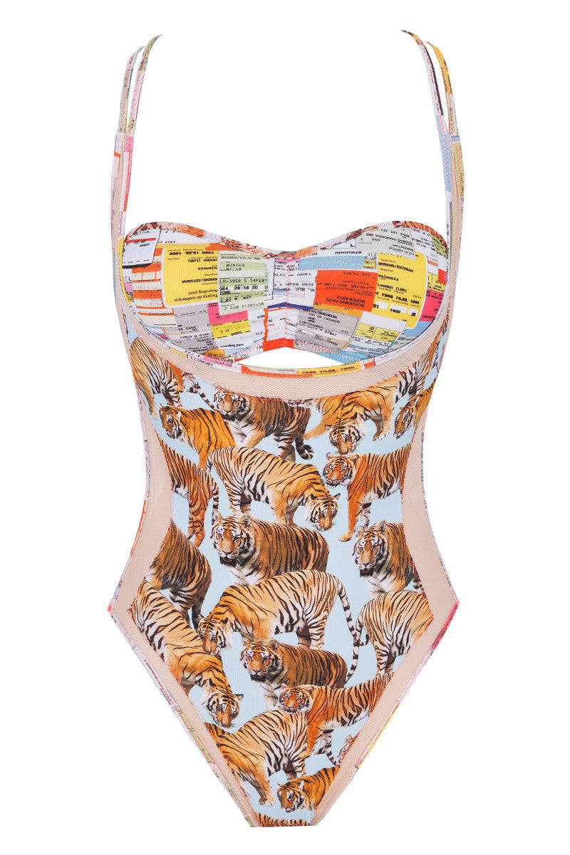Bendito Terreno One Piece Swimsuit
