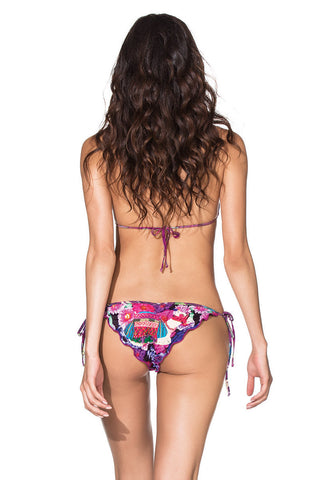 AGUA BENDITA Bendito Sahara Bottom Bikini Bottom | Colorful Desert||