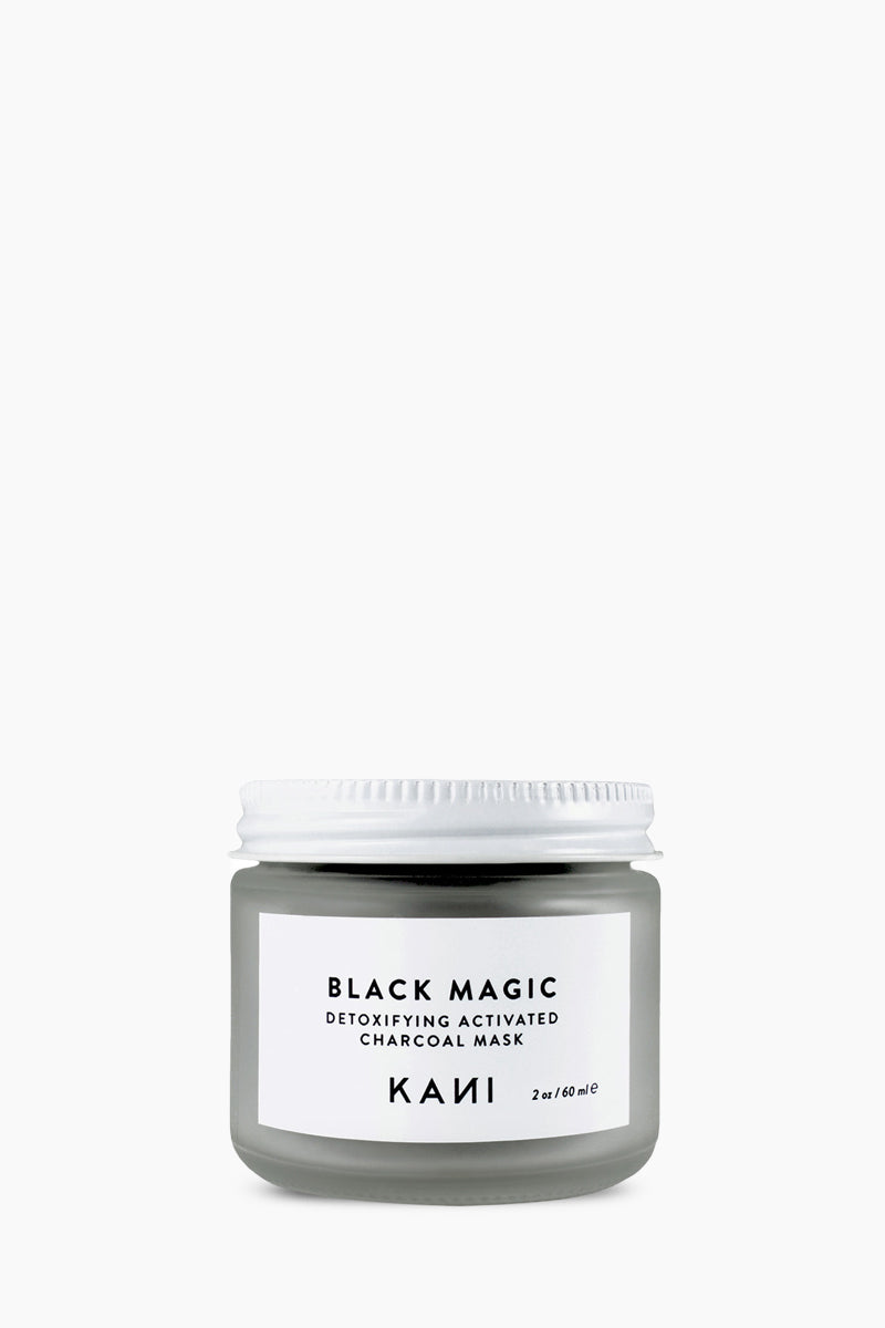 Black Magic Charcoal Detox Mask