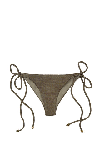 BEACH RIOT Gator Bottom Bikini Bottom | Alligator| Beach Riot Gator Bottom