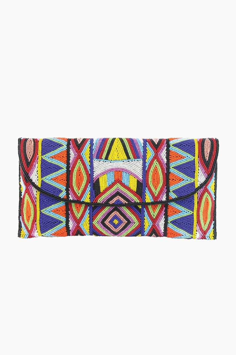 Becka Clutch - Multicolor