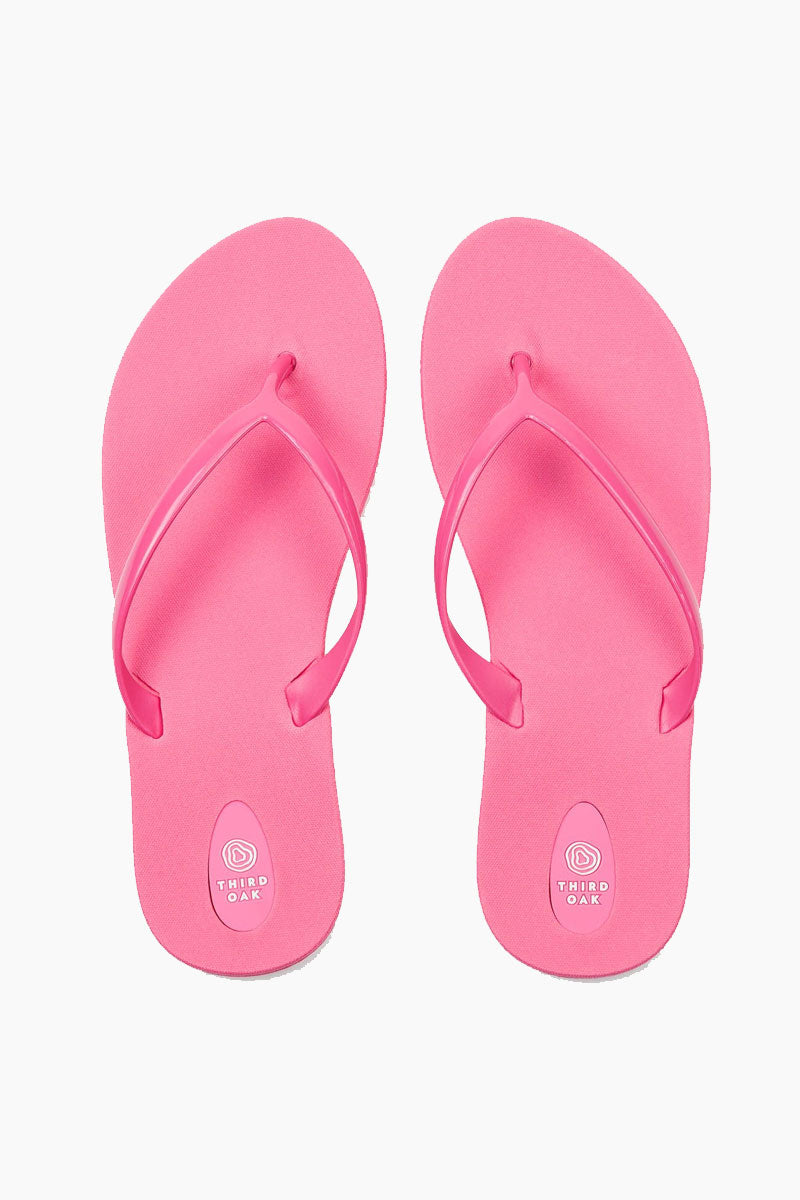058aa49ea5c57f THIRD OAK Scout Bright Sandals - Pink - undefined undefined ...