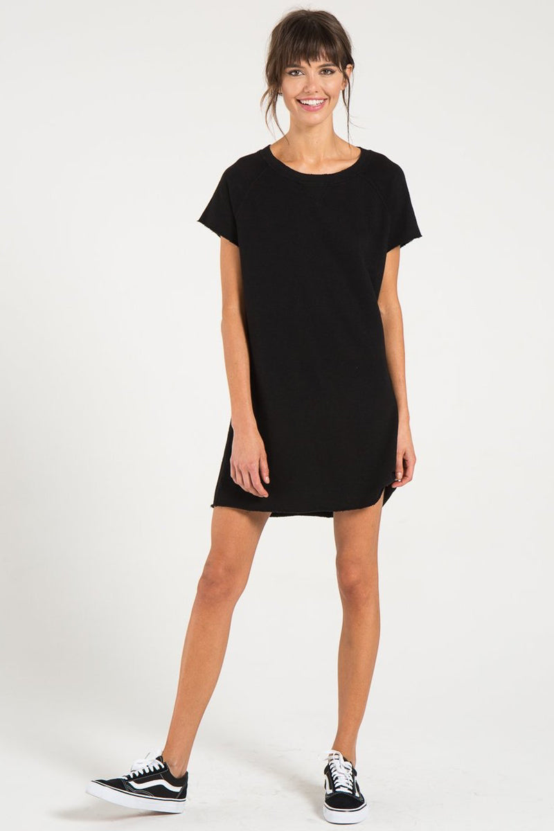 Calalilly Mini Dress - Black Cat